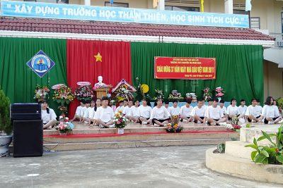 Lễ kỉ niệm 37 năm ngày Nhà giáo Việt Nam (20/11/1982 – 20/11/2019)