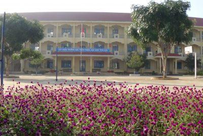 Hình ảnh trường THPT Nguyễn Thị Minh Khai