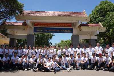 """26/3 – STEM DAY MINH KHAI – """"LET'S START DISCOVERING AND LEARNING TOGETHER!"""""""